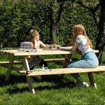 Beste Prijsshop Picknicktafel Douglas 180 gezin