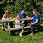 Beste Prijsshop Picknicktafel Grenen Solid 240 gezin